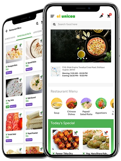 elunicaa-food-order-delivery-portal